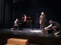 Sonorización del concierto de Marlango